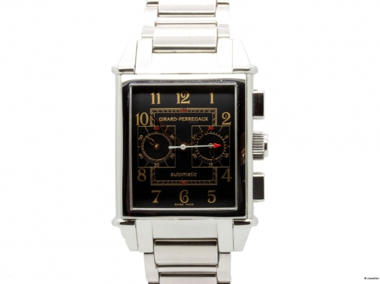 Girard-Perregaux Vintage Chronograph 2599