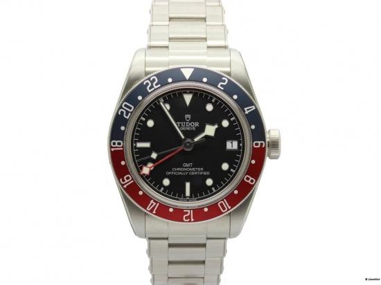 Tudor Black Bay GMT 79830RB